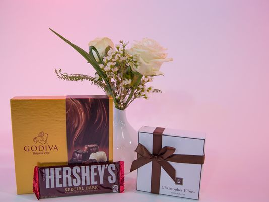 Tasters tested Godiva, Hershey's and Christopher Elbow chocolates.