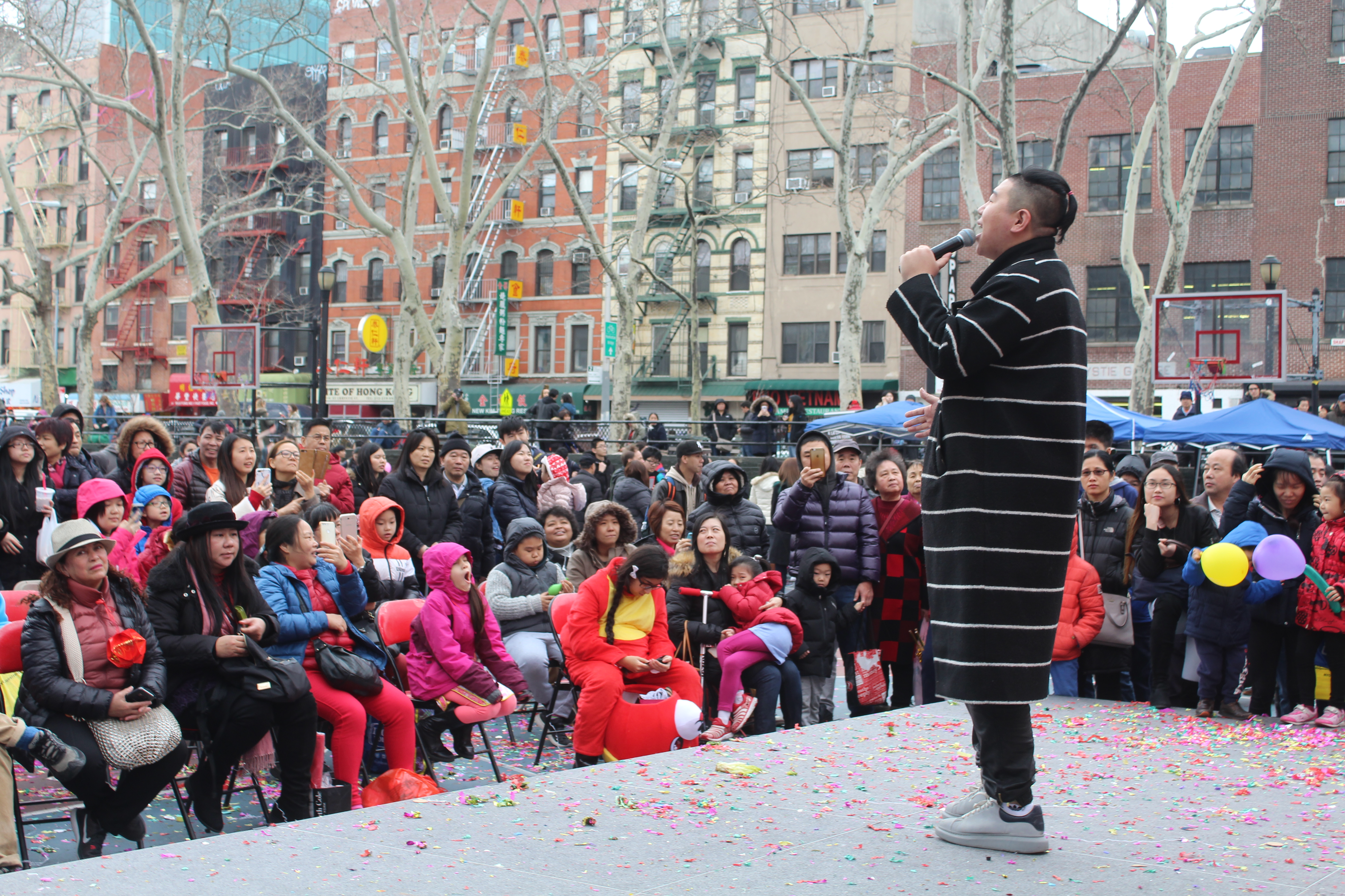 Photos From The Chinese New Year Celebration In Chinatown