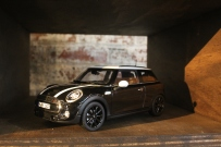 Mini showed off several models.