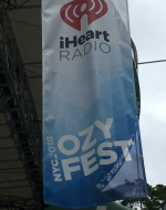 The third annual Ozy Fest took place in Central Park.
