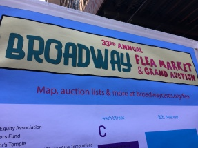 Sept. 22 marked the 33rd annual Broadway Cares event.